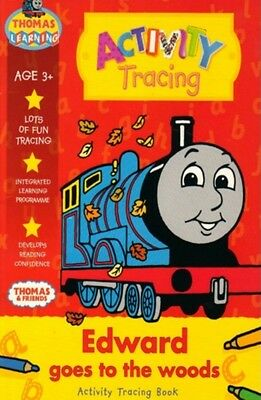 Thomas Learning - Activity Tracing - Colouring - Reading - Educational