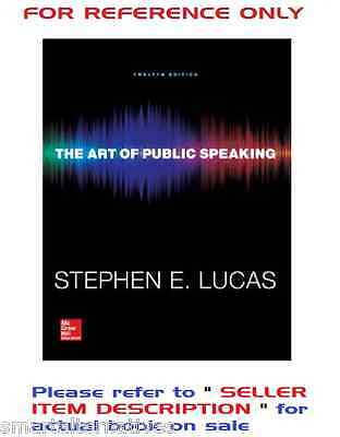 Connect access code the art of public speaking by stephen lucas art of public speaking 12e by stephen lucas 12th edition fandeluxe Images