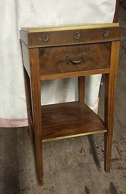 French Style Nightstand 1940's