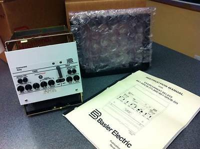 Basler Electric Be1-50/51B-214 Overcurrent Relay *new*