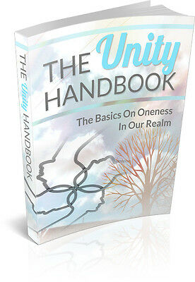 The Unity Handbook  + 10 Free eBooks With Resell rights ( PDF )