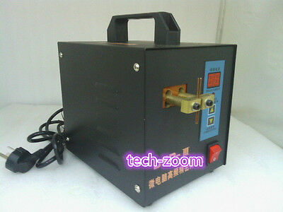 Updated Hand-held Spot Welder Welding Machine Laptop Mobilephone Battery 220V b
