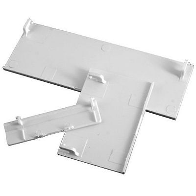 Wii Console Replacement Door Slot Cover Flap Flaps Covers Doors 3 in 1 in White