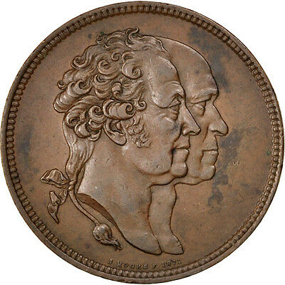 [#68924] Great Britain, Business & industry, Medal, AU(50-53), Copper, 38, 27.50
