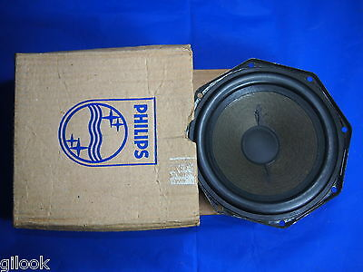 WOOFER PHILIPS AD 7065 w8  VINTAGE NEW OLD STOCK RARISSIMO IN SCATOLA