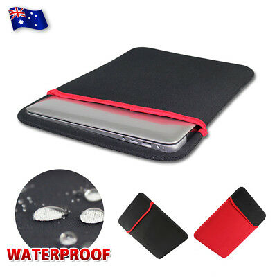 Waterproof Sleeve Case Bag For Macbook Pro Air 11.6 13.3 15 15.6 HP DELL ACER