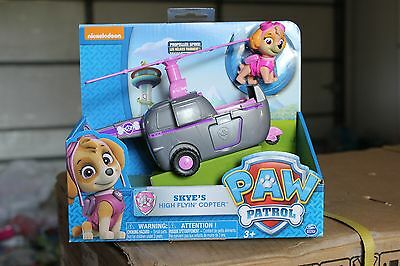 Nickelodeon Paw Patrol Skye's High Flyin' Copter International Ship available