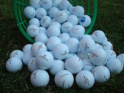 100 Palline Palle Da Golf Usate Pearl-Aaa Pinnacle