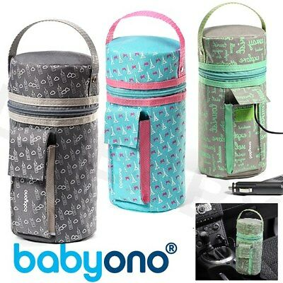 Universal Car Travel Portable Baby Bottle Warmer/baby milk bottle warmer Babyono