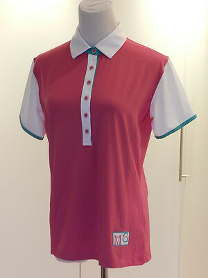 Polo Shirt Masters Golf Fashion Gr.40 UVP75 Euro