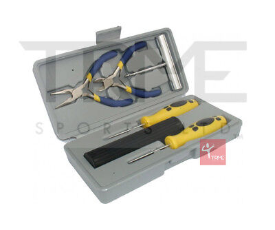 Pro's Pro Tennis, Squash, Badminton Racket Stringing Tool Kit