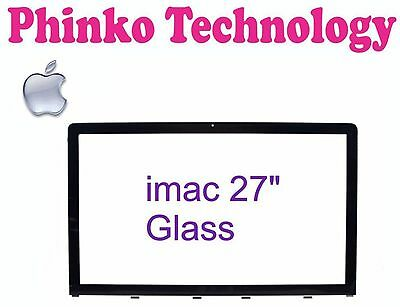 Apple iMac A1312 27' 27 inch Front Glass for 2009-2011 Model 922-9833