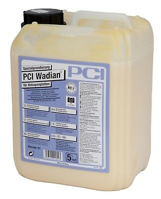 PCI Wadian 5 L Special primer for Wood Chipboard Water Vapor brakes