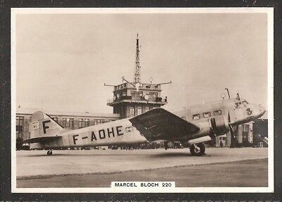 Ardath Extra Large Card-Real Photo Of Modern Aircraft-#31- Marcel Bloch 220