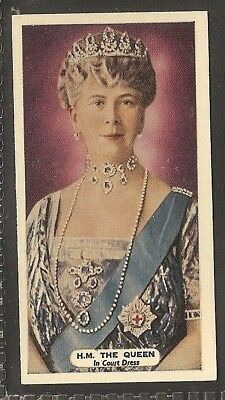 Ardath-Silver Jubilee-#18- Hm The Queen In Court Dress