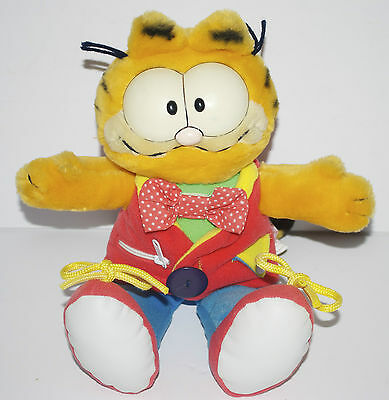 """Garfield and Company Vintage 14"""" Soft Toy/ Plush"""