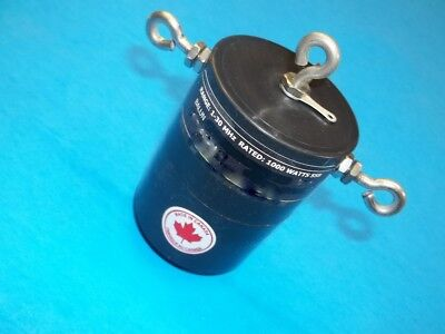 Balun 4:1  (200 to 50 Ohms) Current Type, 1KW, (BC41)