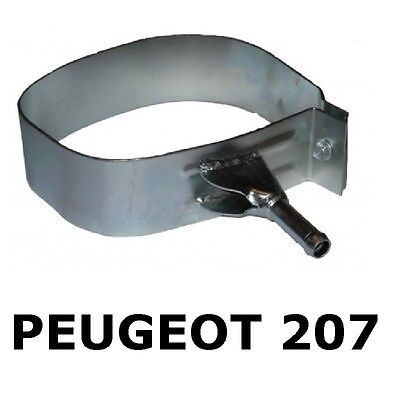 New Peugeot 207 Rear Exhaust Silencer Box Body Bracket Strap Band