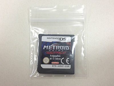 Nintendo Ds Metroid Prime Hunters ***Full Version*** Game Only