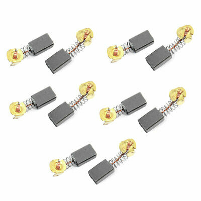 10 Pcs 12mm x 8mm x 5mm CB51 Carbon Brushes for Electric Drill Motor