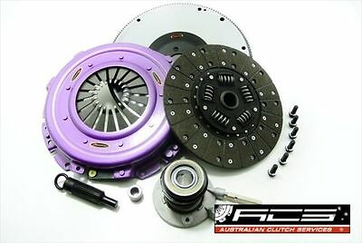 XTREME HD Clutch kit SMF Flywheel & CSC Commodore GEN3 VT VX VY VZ V8 LS1