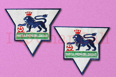 England Premier League 1992-1993 Player Standard Sleeve Embroidery Soccer Patch