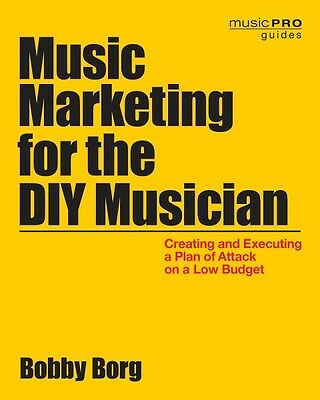 Music Marketing for the DIY Musician Creating and Executing a Plan of  000124611