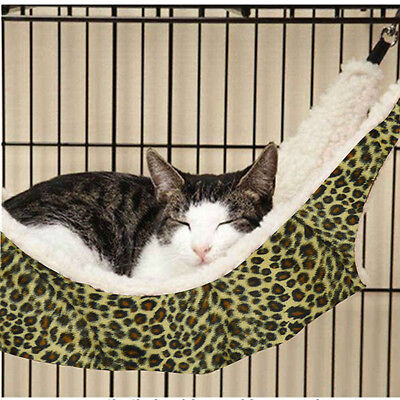 Hot Cat Kitten Hanging Hammock Bed Animal Cat Comforter Ferret Pet Large