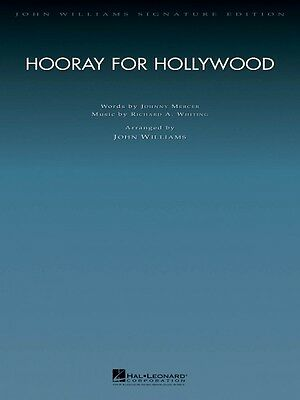 Hooray For Hollywood Deluxe Score John Williams Signature Edition Orch 004491154