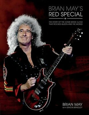 Brian May's Red Special The Story of the Home-made Guitar that Rocked  000119108