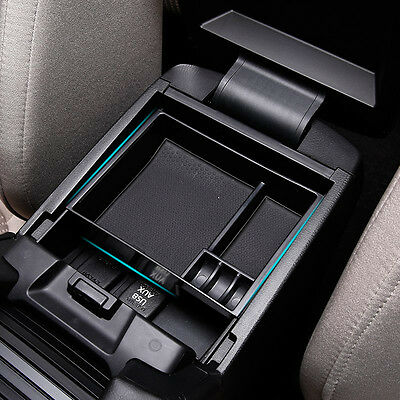 Fit For 2013-2017 Mazda 6 Atenza Armrest Center Console Storage Box Glove Tray