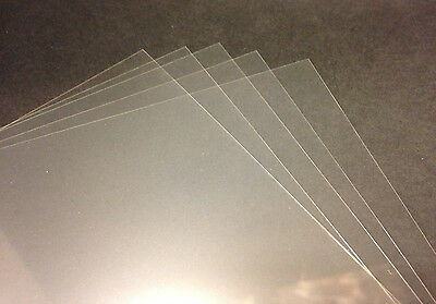 Inkjet Transparency OHP Acetate Clear Film 10pack A4 Top Quality With Strip