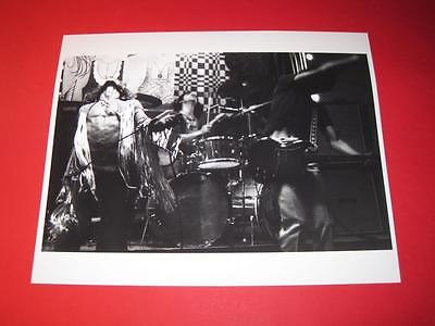 THE WHO  10x8 inch lab-printed glossy photo P/1041