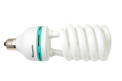 Micansu 1 x 105w Balanced Daylight Bulb 5500k continuous compact fluorescent