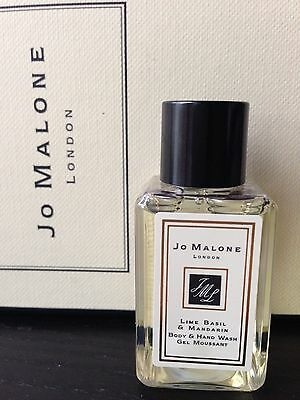 Various Jo Malone Body & Hand Wash Each 15ml/.5oz Sample Size Choose your scent