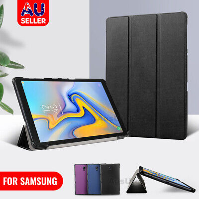 Samsung Galaxy Tab A Slim Smart Stand Case Cover for 7.0 8.0 10.1 2017 10.5 2018