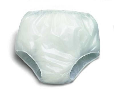 Reusable Pull-on Vinyl Incontinence Pants (Pack of 3) by ReliaMed
