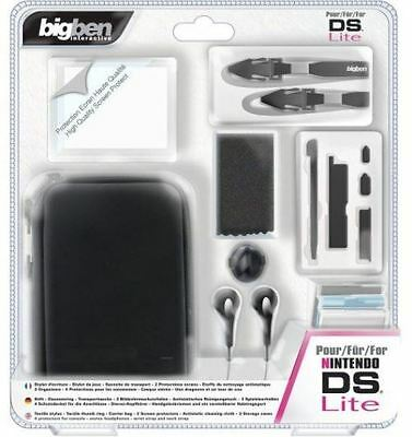 Big Ben Nintendo DS Lite Accessories Pack, Travel Accessory Kit Perfect On Go