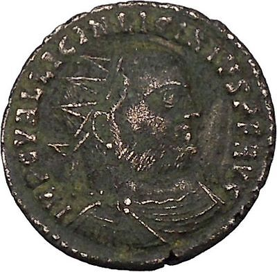 Licinius I Constantine The Great enemy 321AD Ancient Roman Coin Jupiter  i45898