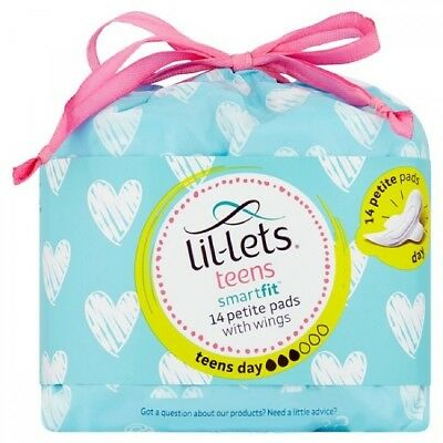 Lil-Lets Teens Ultra Day Towels