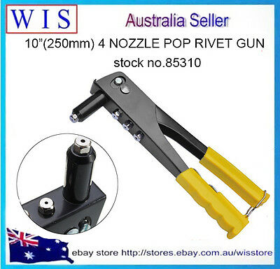 Single Rivet Riveter Manual Rivet Riveter Manual Pullin Core Pulling Nail Gun