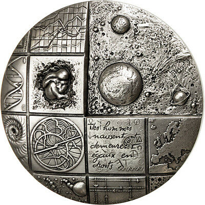 [#87688] FRANCE, Sciences & Technologies, The Fifth Republic, Medal, MS(65-70)