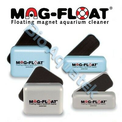 Mag-Float Glass & Acrylic Floating Aquarium Cleaner Long & Large Strong Magnet