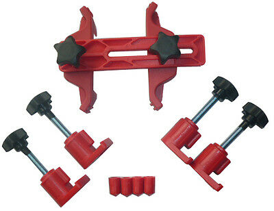 Dual Cam Clamp Camshaft Timing Sprocket Gear Locking Tool