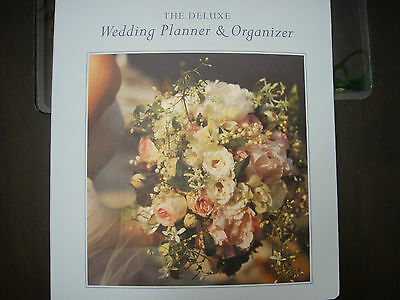The Deluxe Wedding Planner and Organizer Keepsake Book NEW Bridal Shower Gift