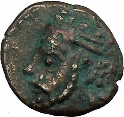 Greek Kingdom of Elymais  Prince A 2ndCen Authentic Ancient Coin Artemis i38541