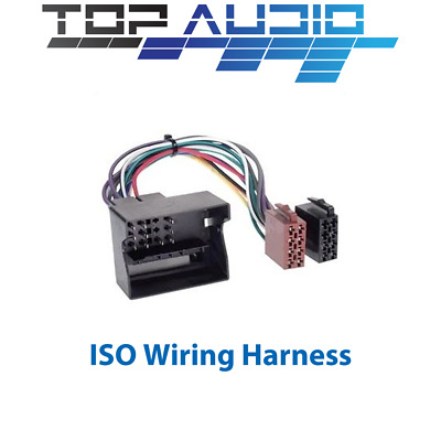 toyota iso wiring harness stereo radio plug lead wire loom bmw iso wiring harness adaptor cable connector lead loom plug wire