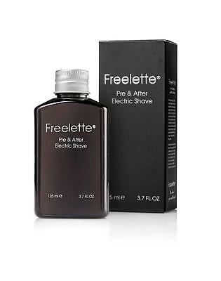 Pre & After Electric Shave Skin Conditioner-Freelette® electric shave solution