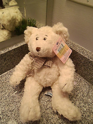 """Russ 12"""" Byron Bears from the Past Jointed Teddy Bear Plush - New with tags"""
