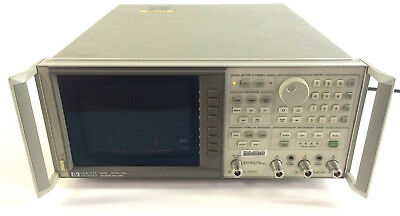 Hewlett Packard HP 8753C Network Analyzer 300 kHz - 3 GHz